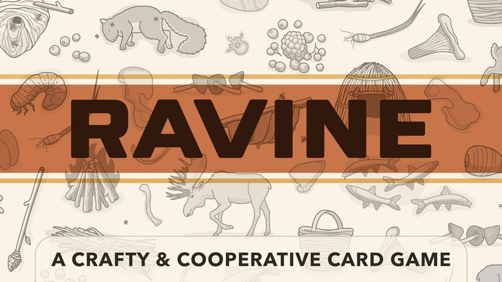 Ravine banner