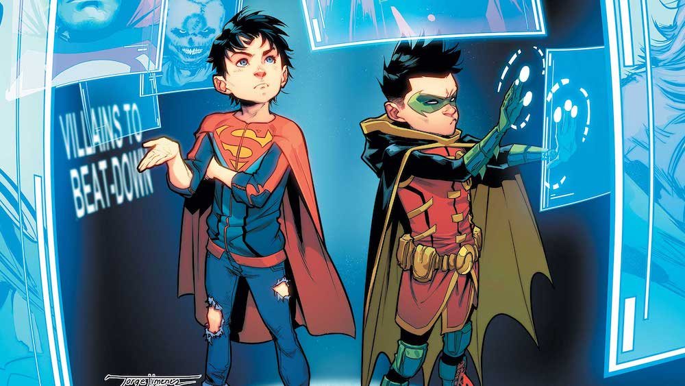 Super-Sons #10 2017