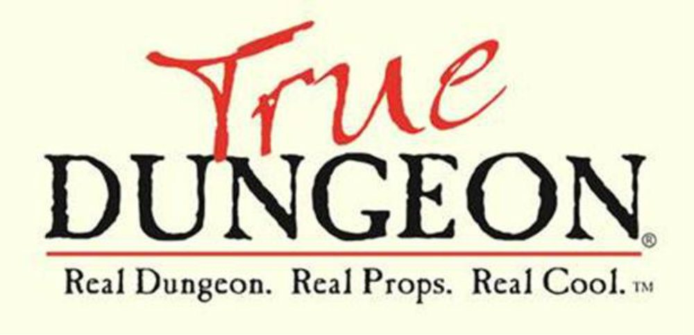 True Dungeon Logo Origins 2018