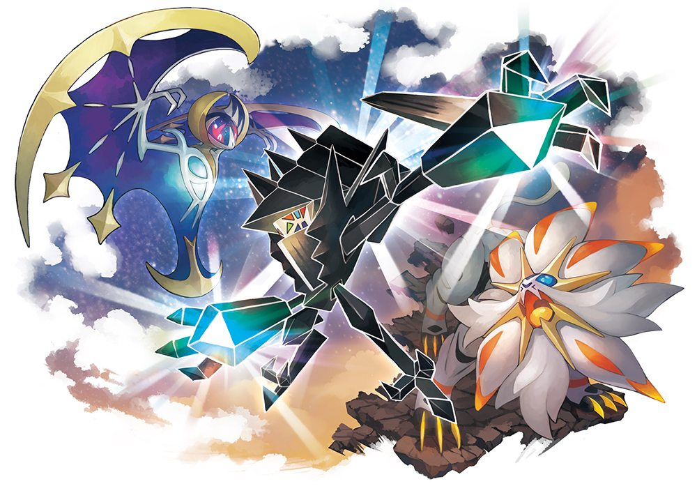 ultra sun and moon legendaries
