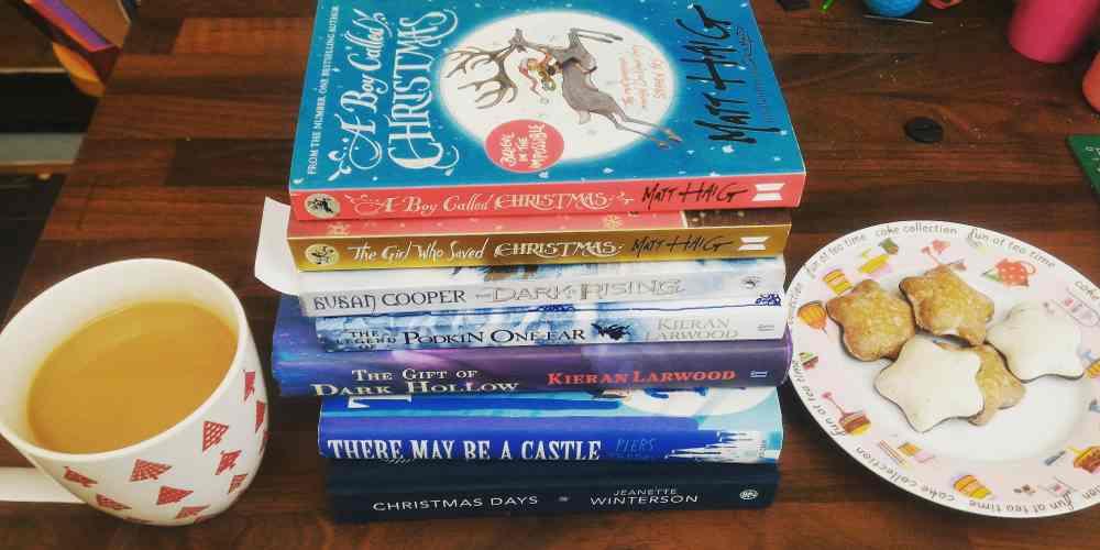Christmas Book Reviews
