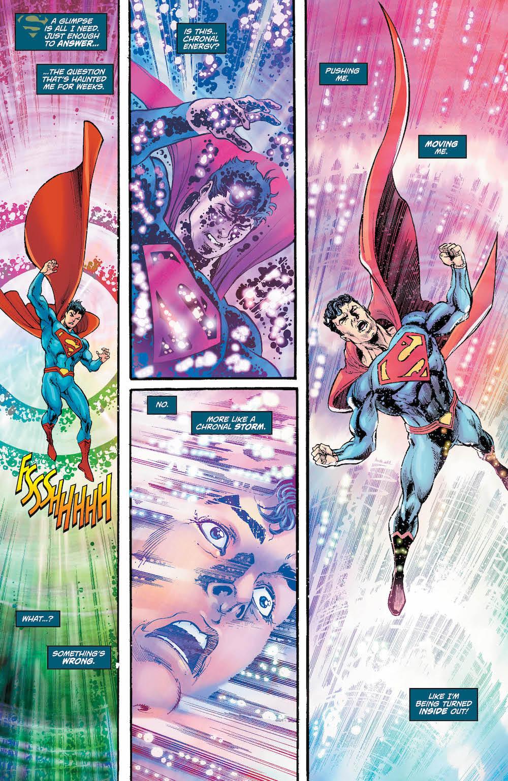 Superman: Action Comics 993, page 5