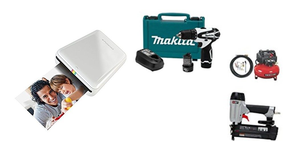 Geek Daily Deals 120417 photo printer tools