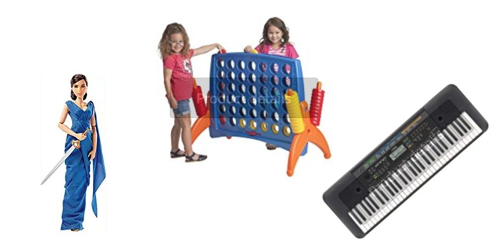 Geek Daily Deals 120617 toys musical instruments