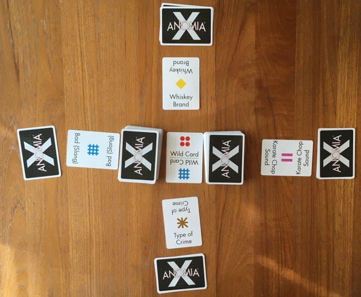 Anomia X game