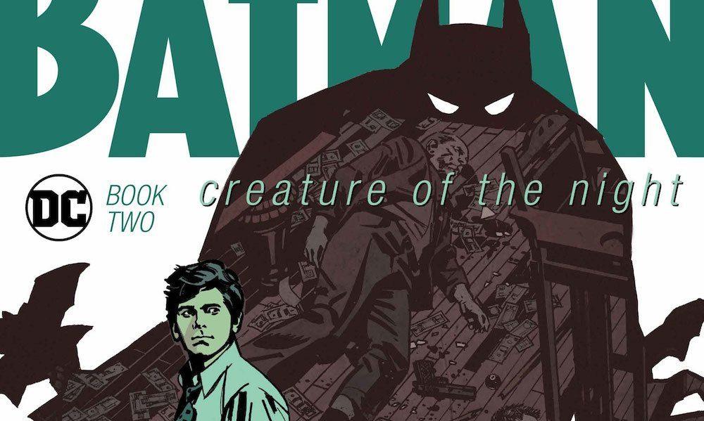 Batman: Creature of the Night #2 cover