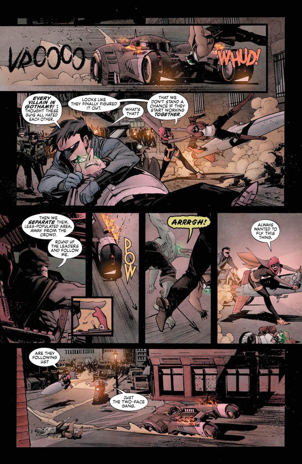 Batman: The White Knight #3 page