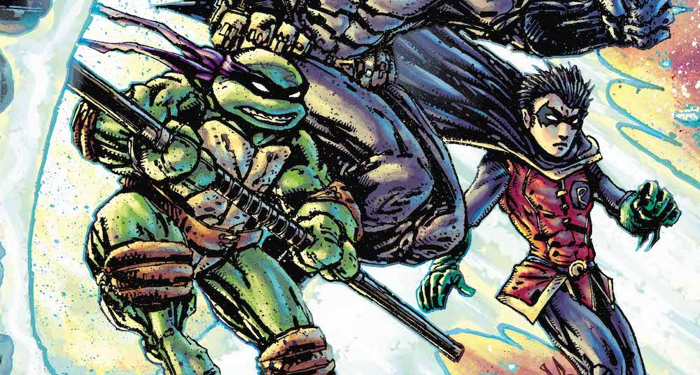 Damian and Donatello
