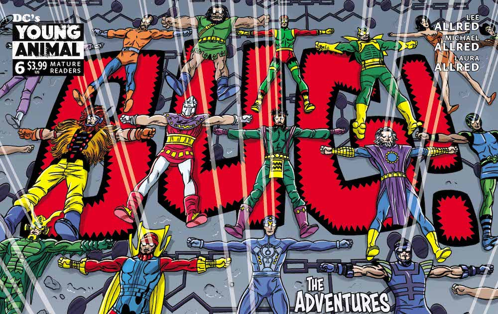 cover of Bug: The Adventures of Forager 6