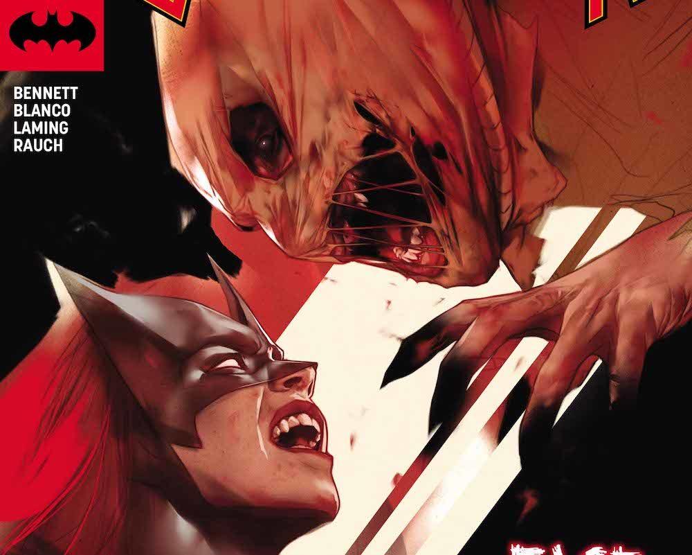 Batwoman #10 cover