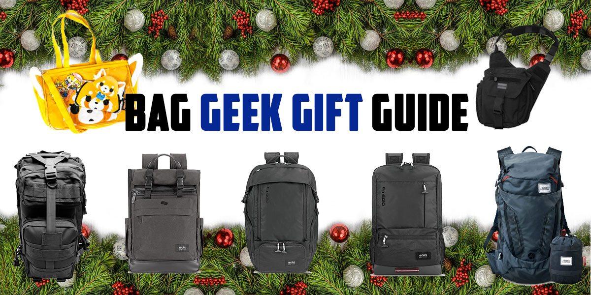 Bags worthy of gift giving  Image: Dakster Sullivan