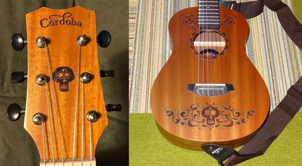 Coco Guitar details