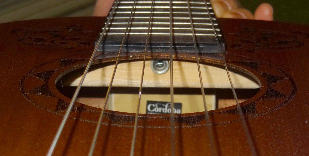 Coco Guitar truss rod