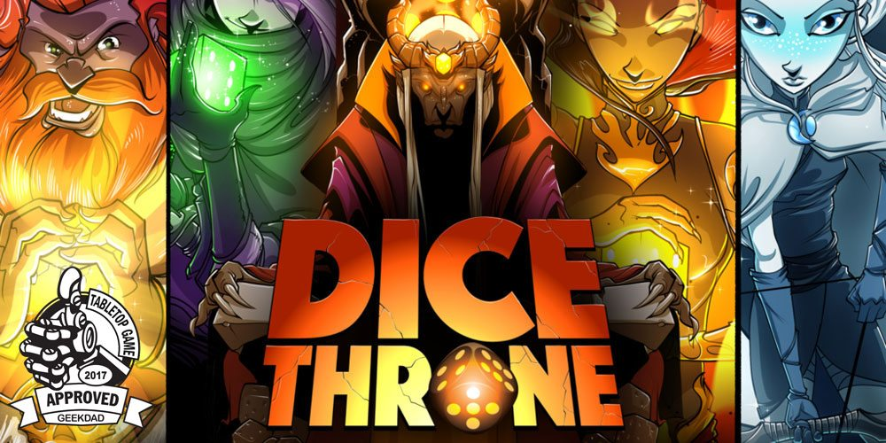 Dice Throne: GD Approved