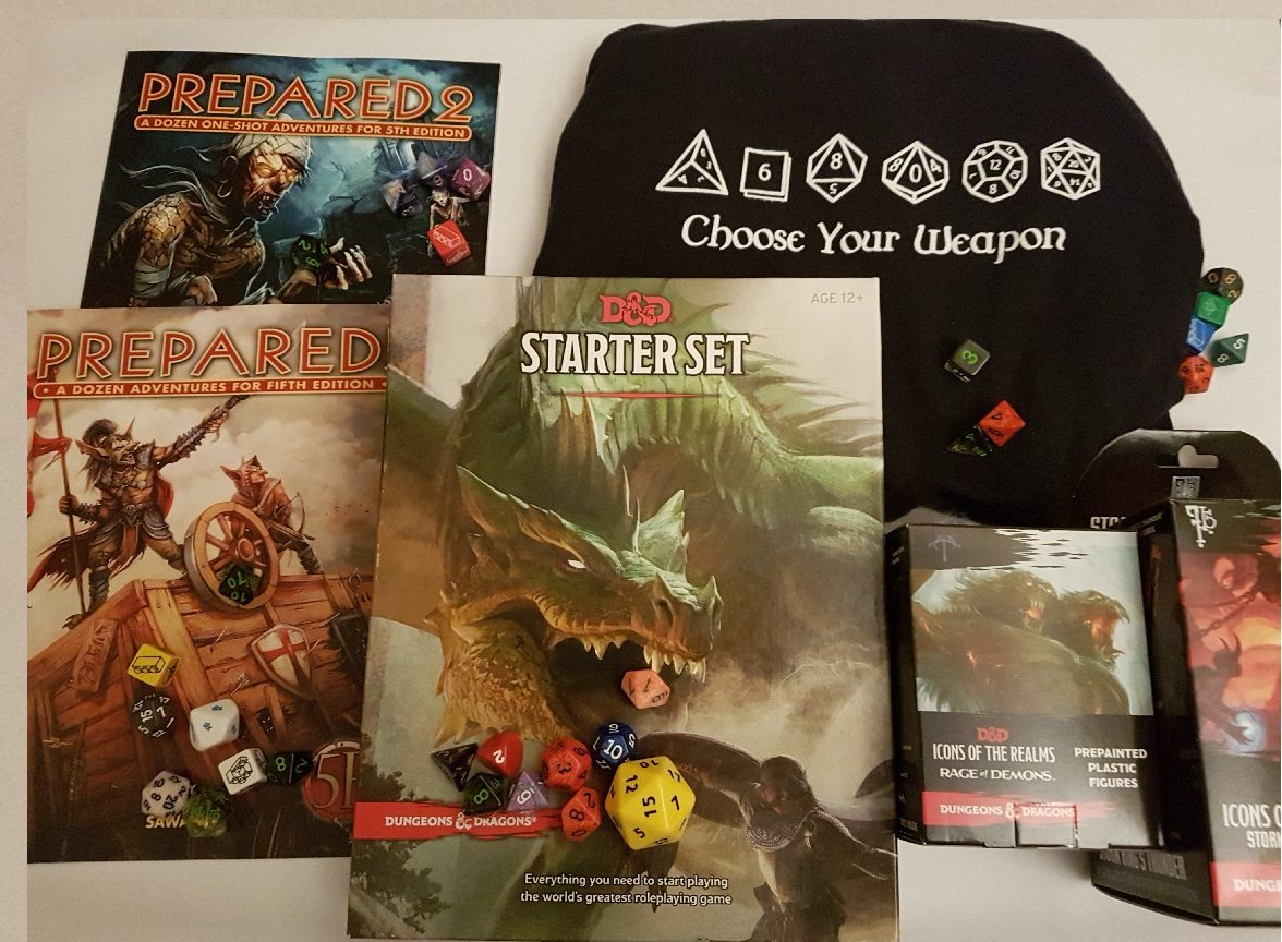 D&D Gifts