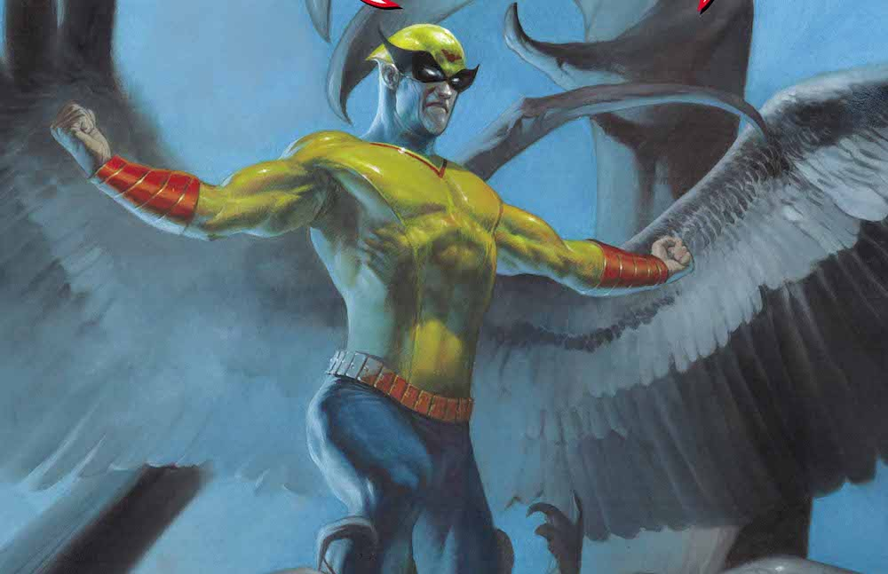 Future Quest Presents #5 cover Birdman