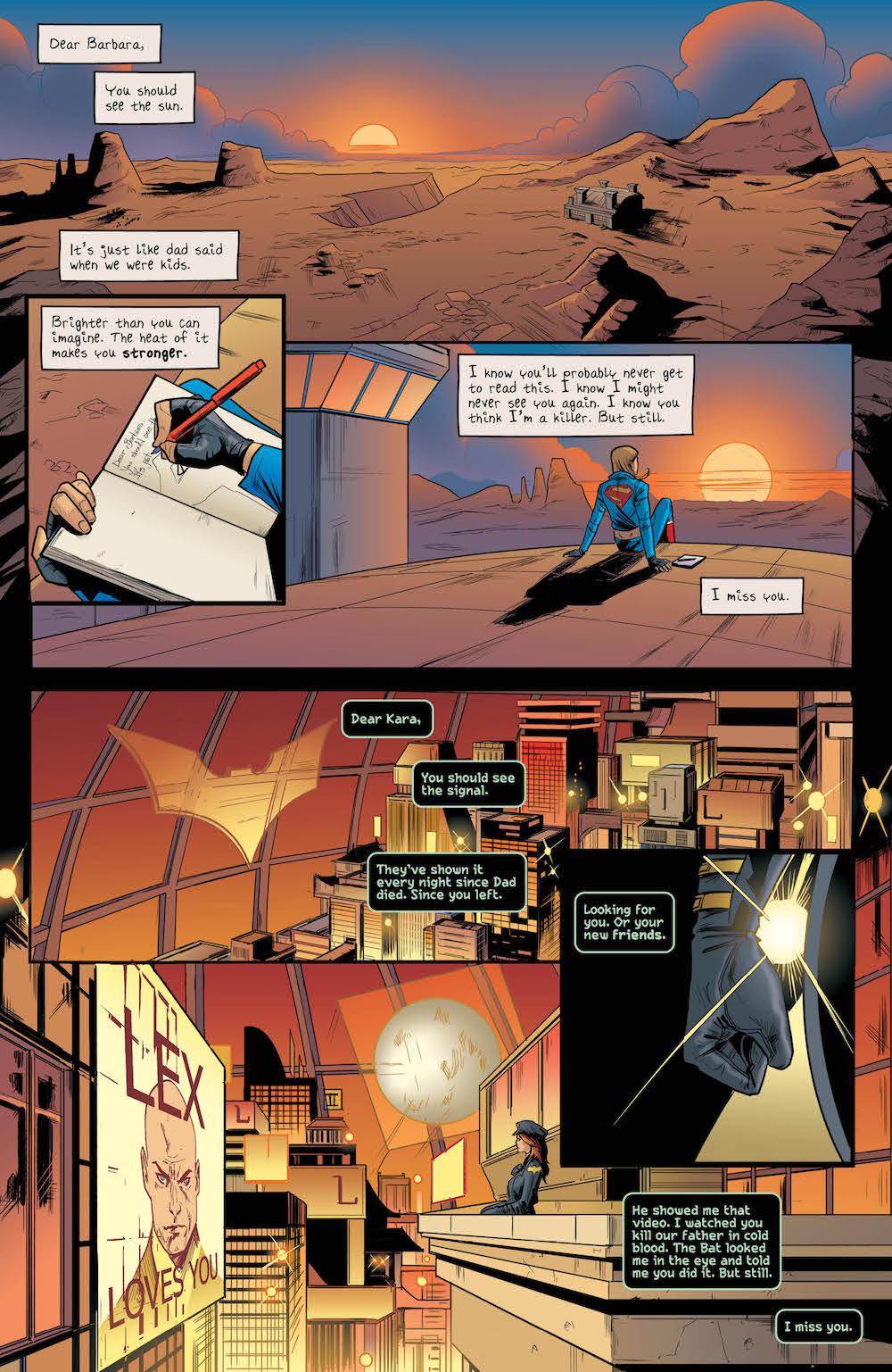 Gotham City Garage 5, page 1