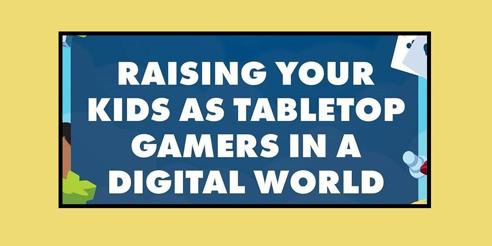 tabletop games for kids