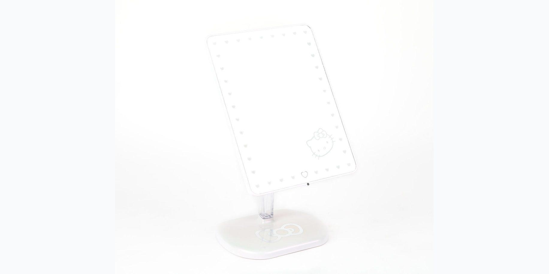 Hello Kitty x Impressions Vanity Touch Pro LED Mirror \ Image: Sanrio