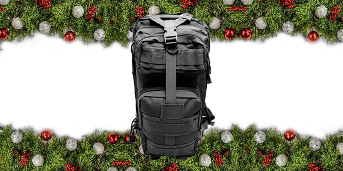 Humvee Backpack \ Image: Creative Commons