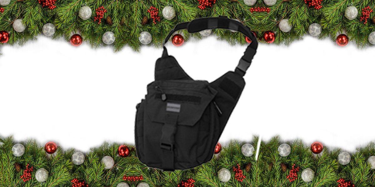 Humvee Shoulder Bag \ Image: Creative Commons