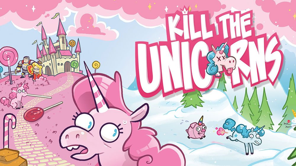 Kill the Unicorns banner
