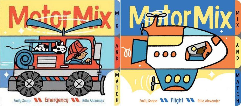 Motor Mix: Emergency and Flight