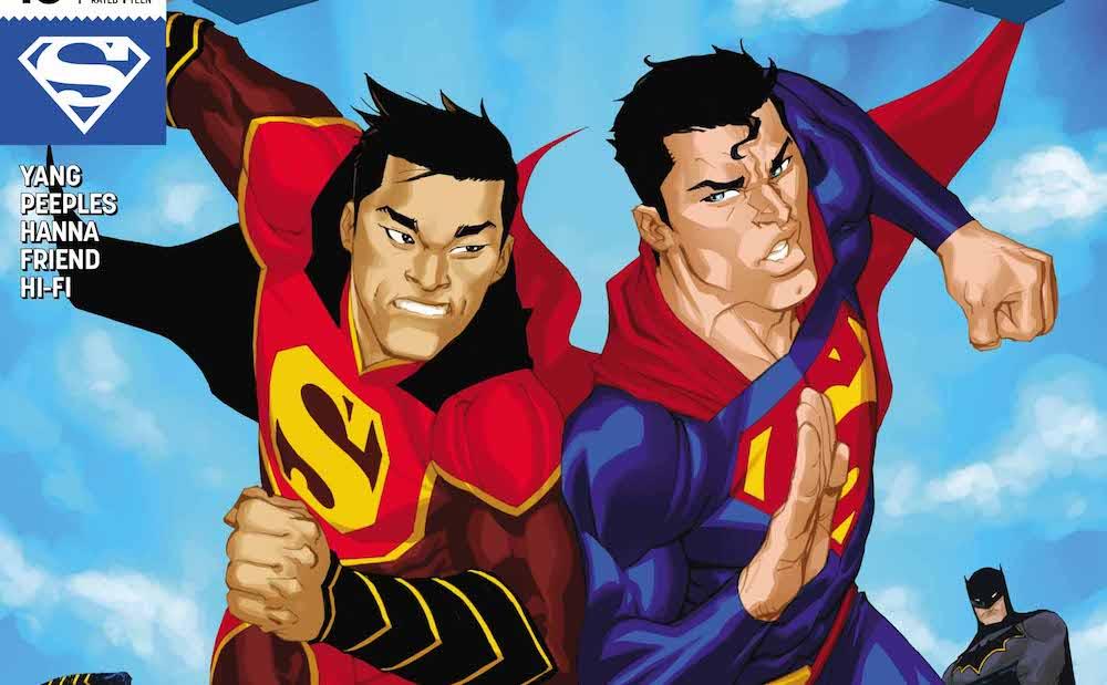 Kenan Kong, New Super-Man 18