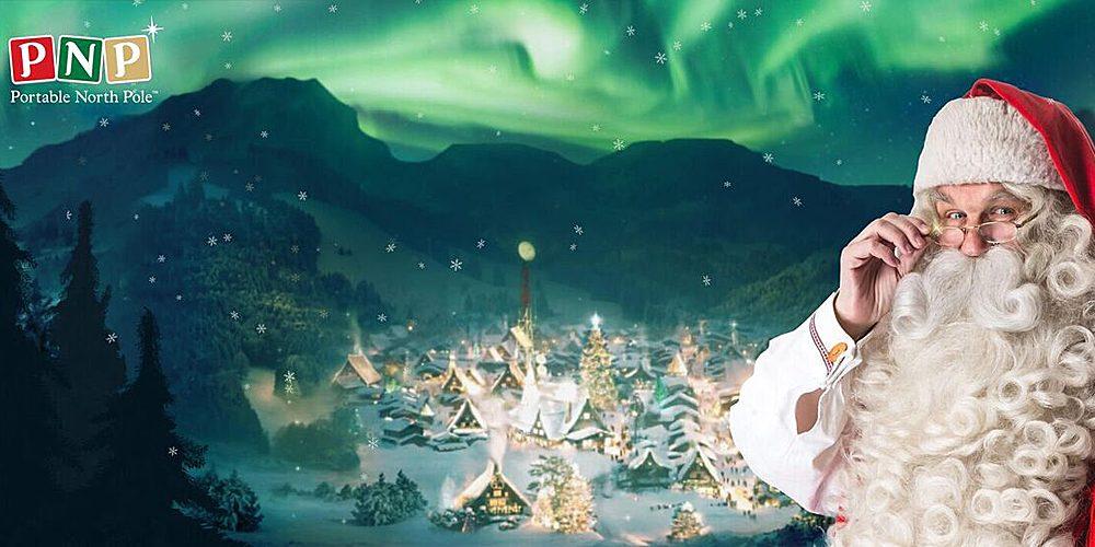 Portable North Pole, Image: UGroupMedia