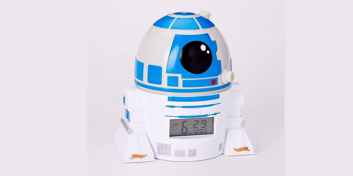 R2 Alarm Clock \ Image: Spencers
