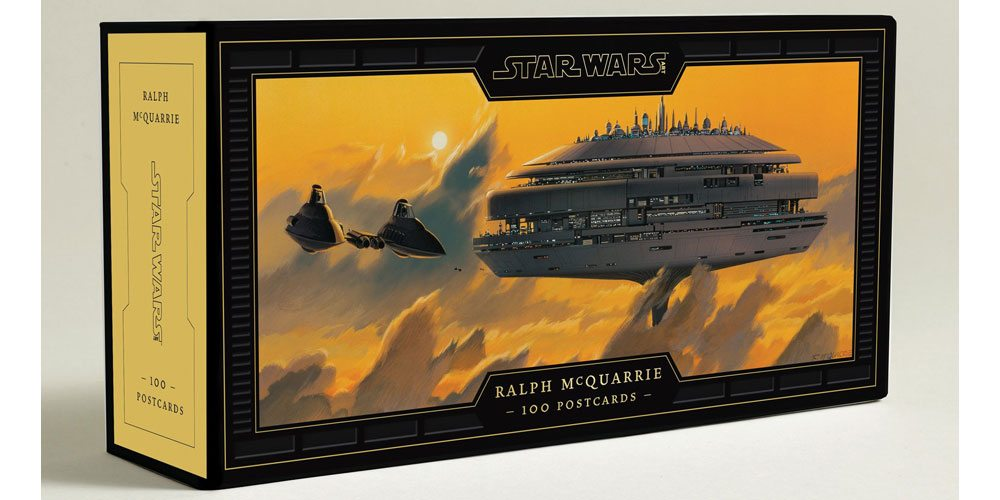Star Wars Art: Ralph McQuarrie Postcards