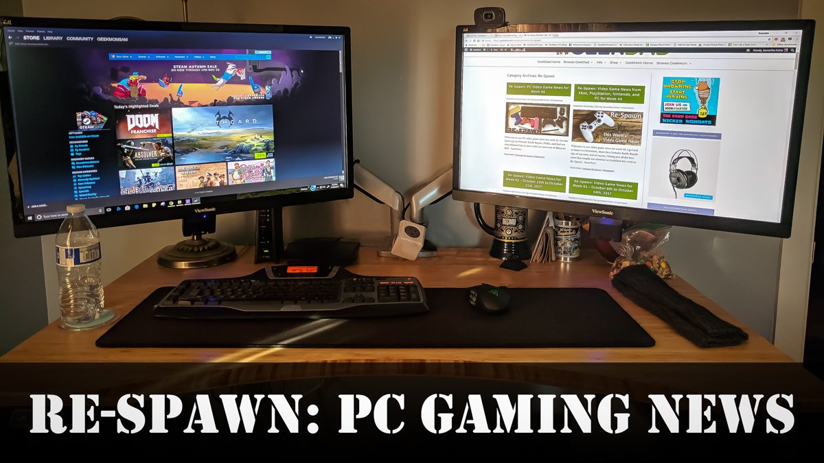 Re-Spawn PC Gaming Central. This is where it all happens.