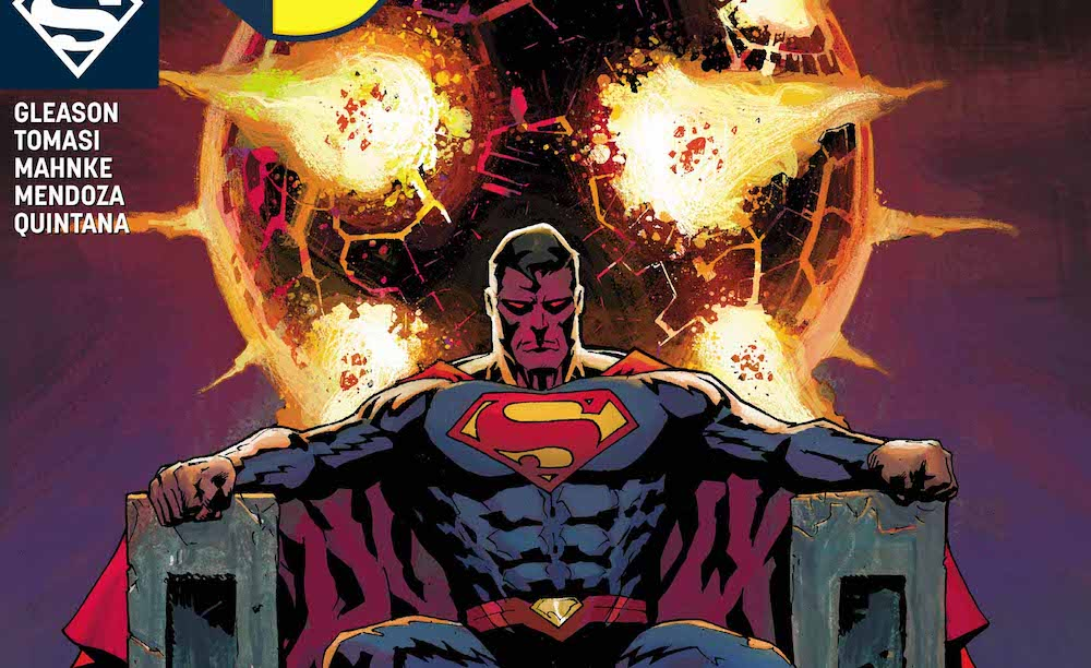 Superman 36, Superman in Apokolips