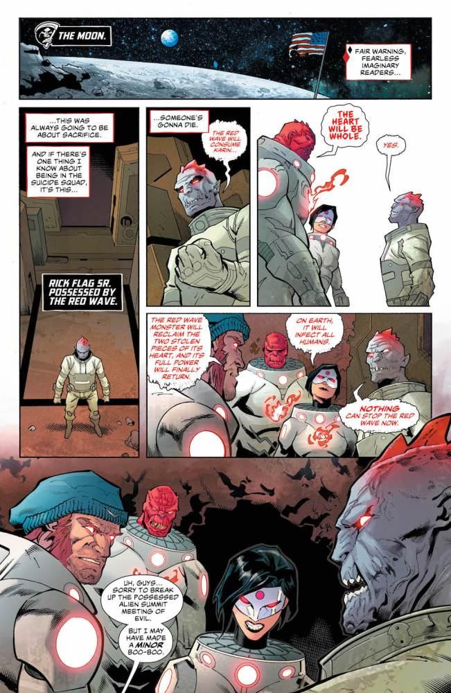 Suicide Squad #31, page 1