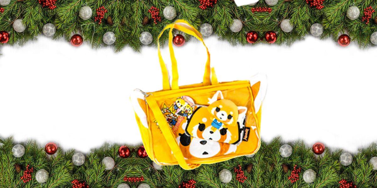 Hello Kitty's Aggretsuko Ai-TatA Bag \ Image: Sanrio