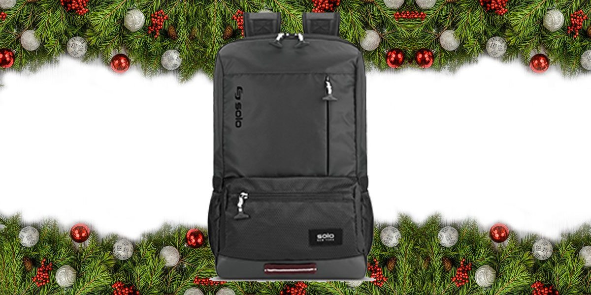 Solo Draft Backpack \ Image: Solo