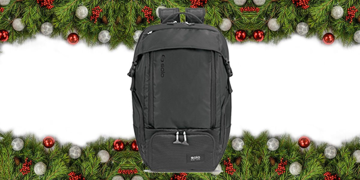 Solo New York Elite Backpack \ Image: Solo