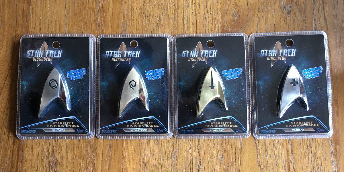 Star Trek: Discovery' Badges