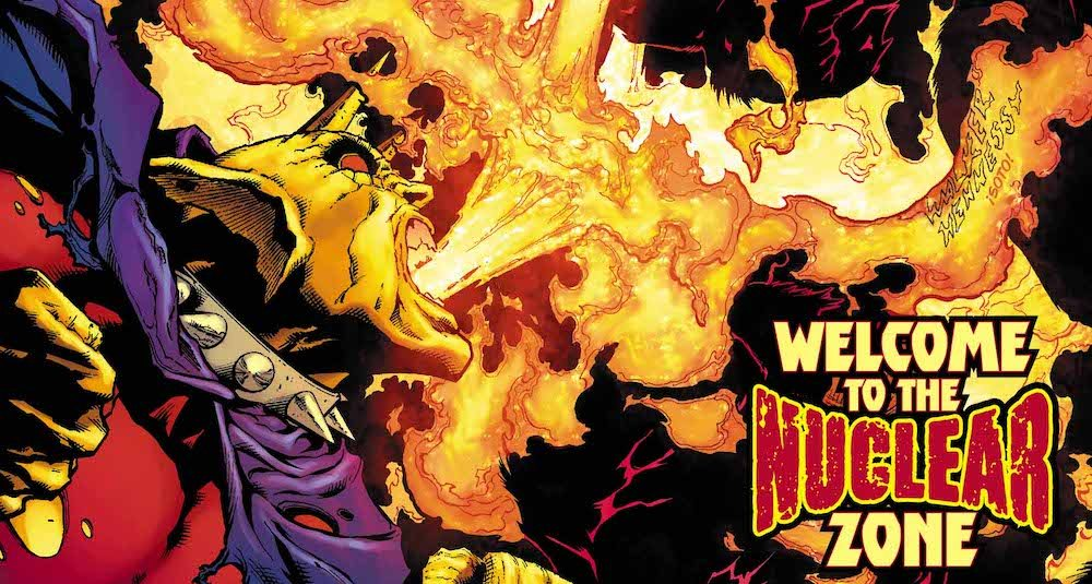 The Demon: Hell is Earth #2