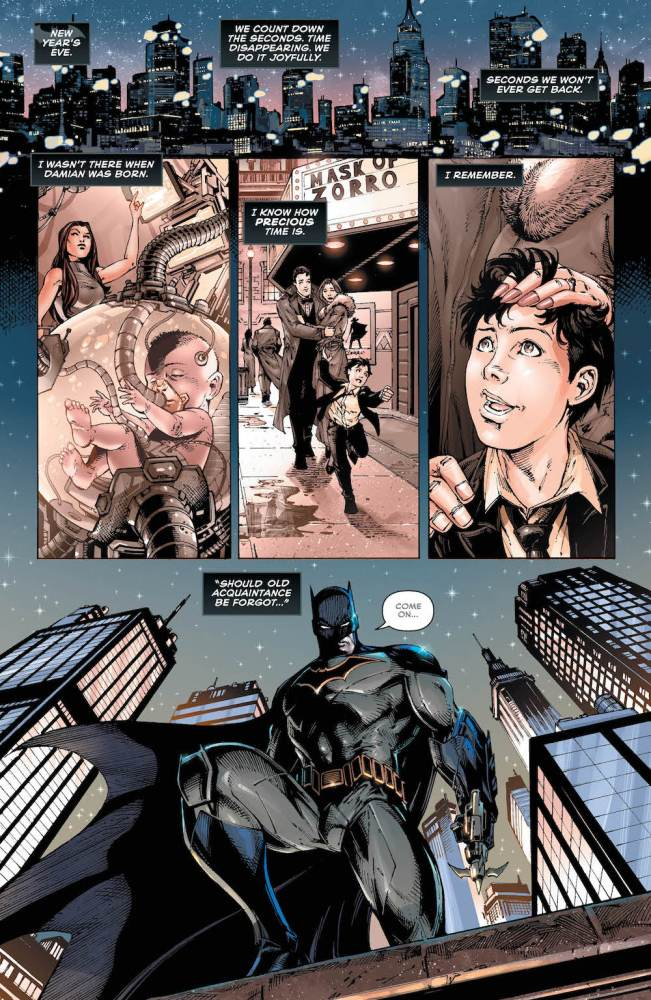 Trinity #16 page 1