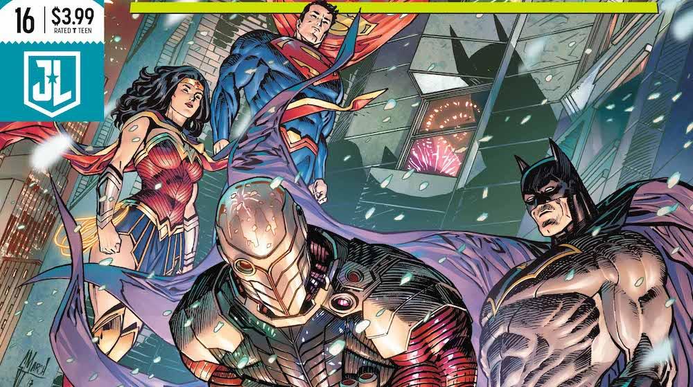 Trinity #16 cover