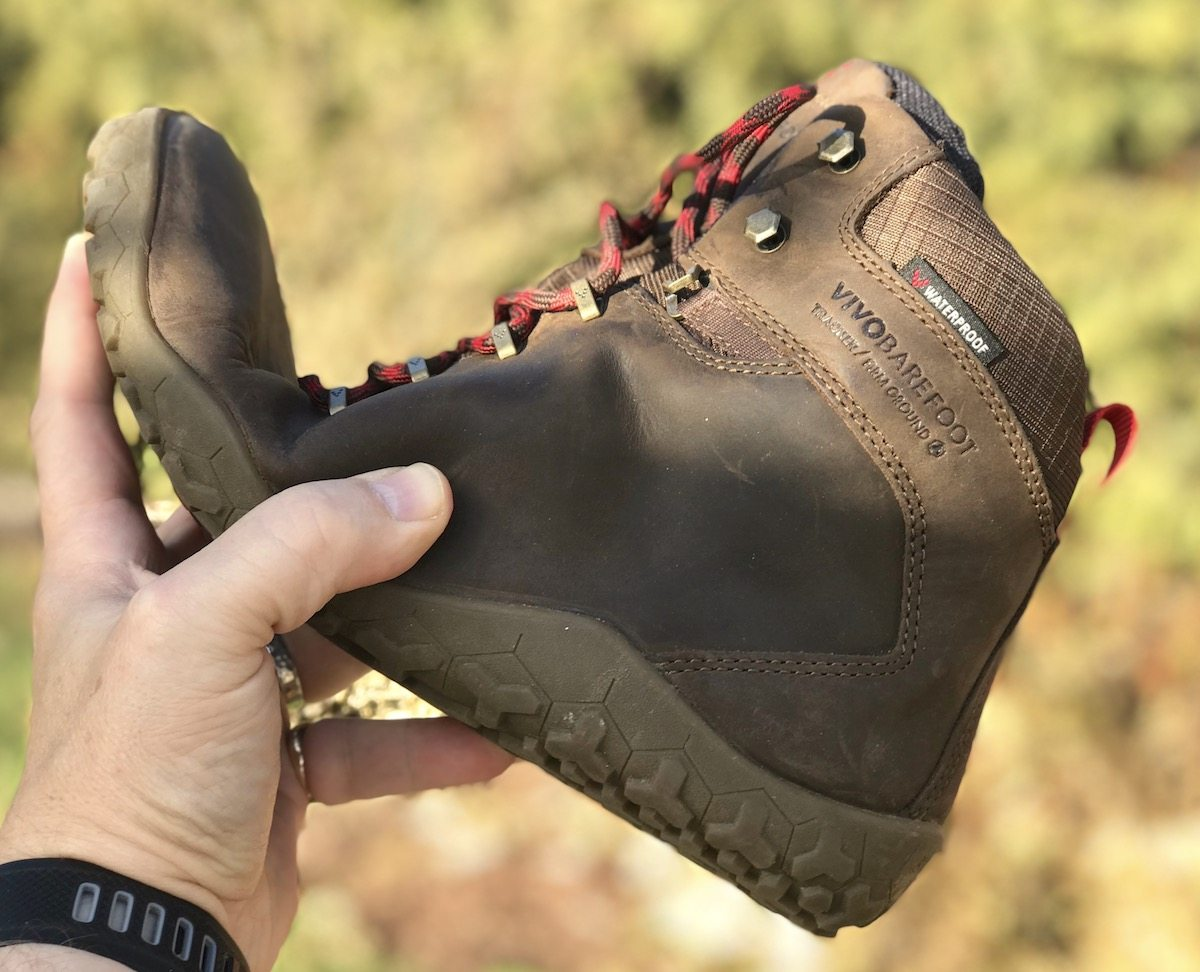 Vivobarefoot hiking boots review