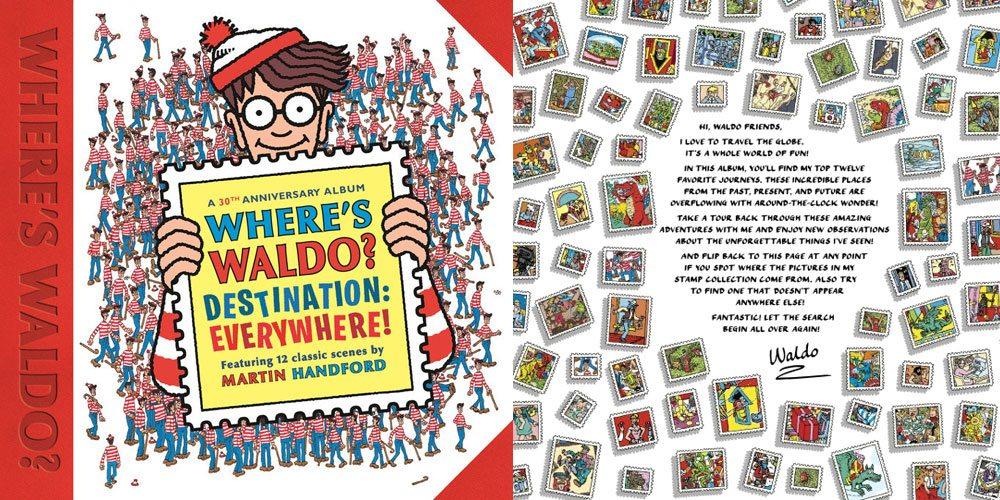 Where's Waldo Destination Everywhere