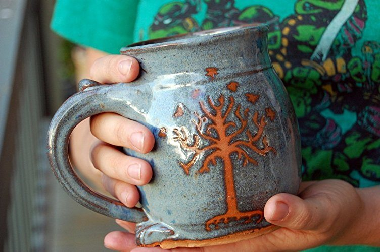 Gondor Tree of Life Mug