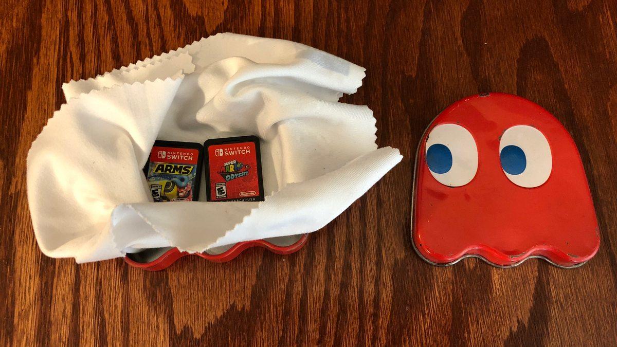 Nintendo Switch Cartridge Case