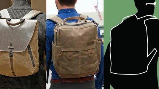 Waterfield backpack