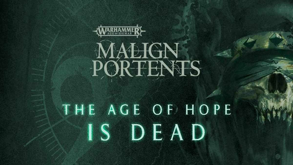 Games Workshop Malign Portents