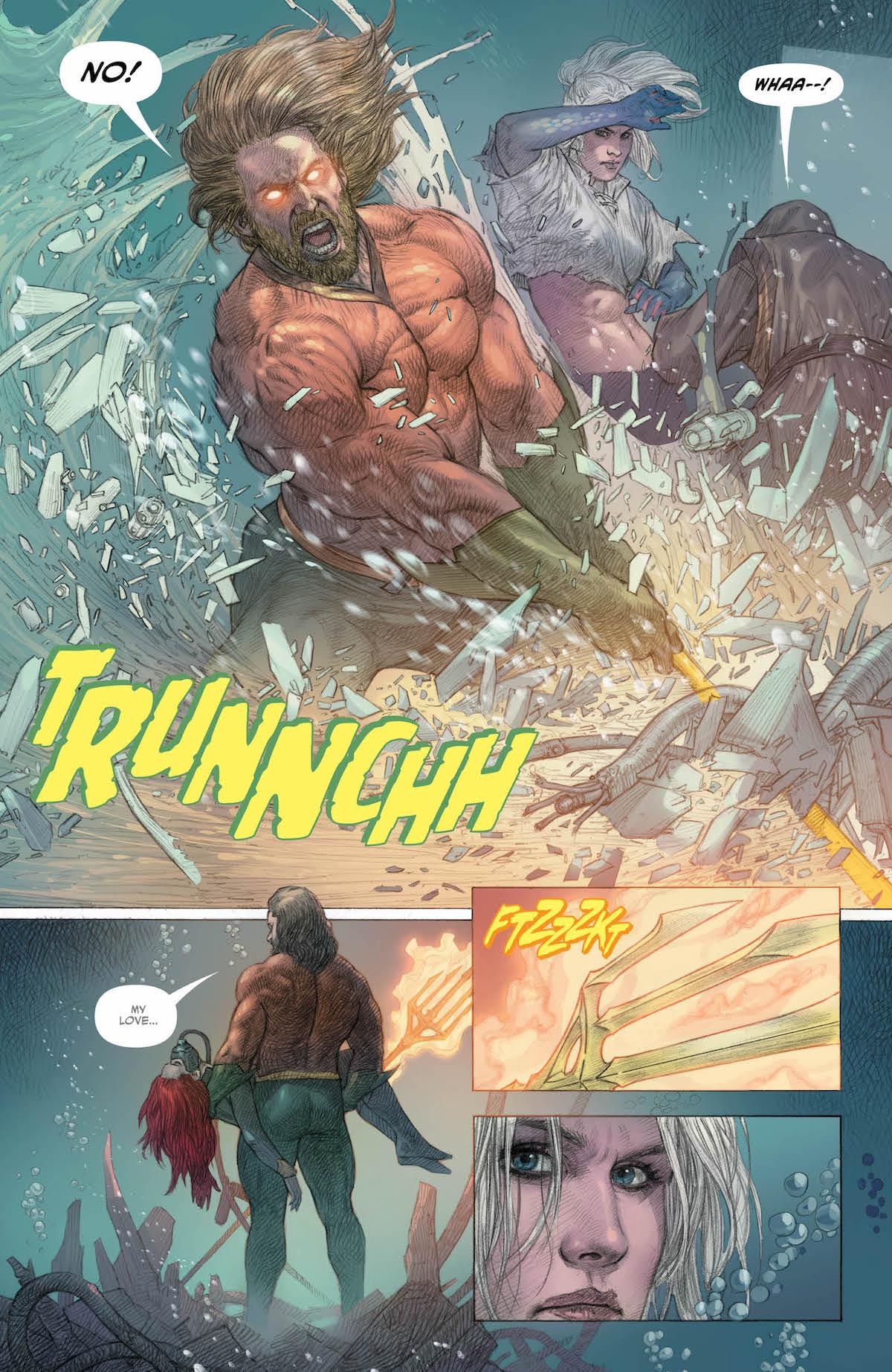 Aquaman #32 page 3