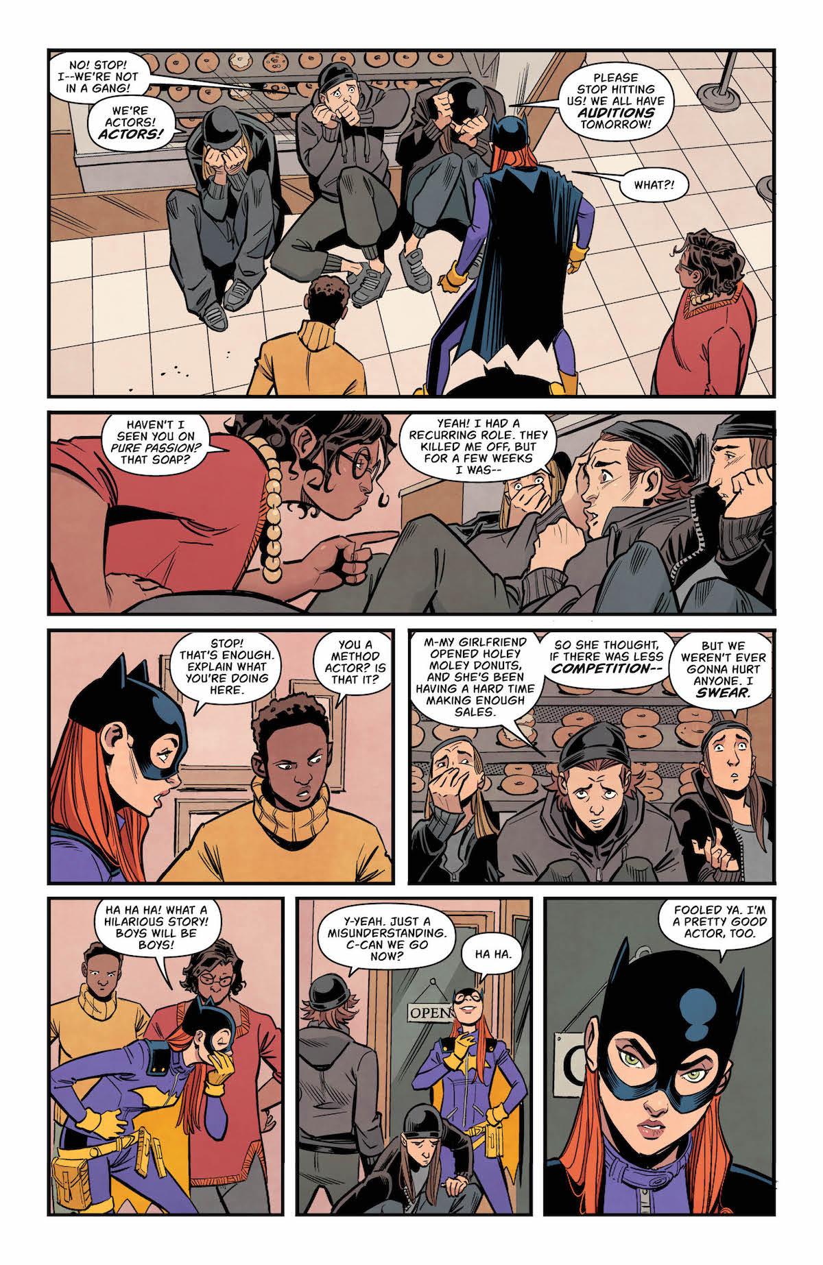 Batgirl #19 page 3