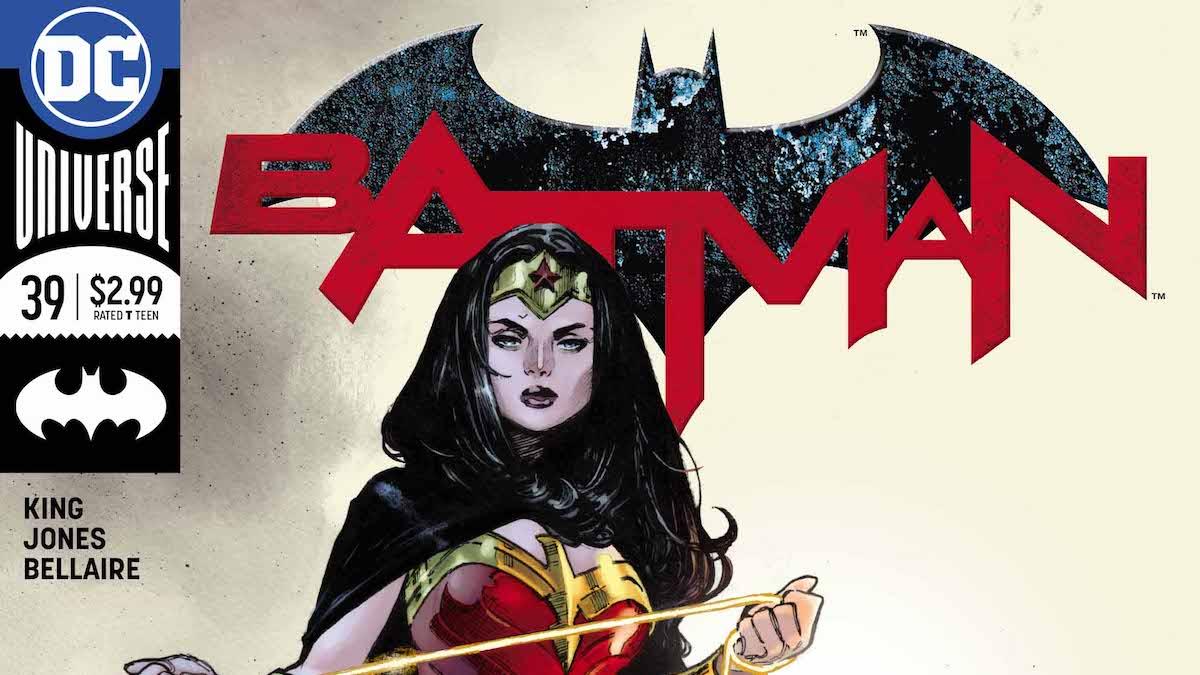 Batman #39 variant cover